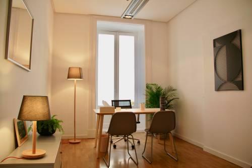 Alquiler de despachos para psicólogos en Madrid