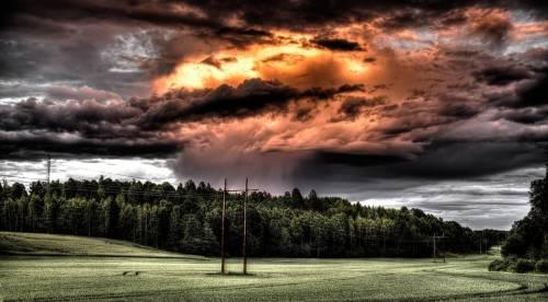 miedo y las tormentas