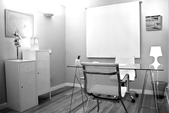 Consulta Oficina Calle Cervantes, Madrid. El Prado Psicólogos