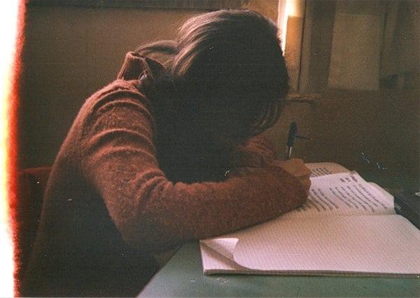 sufrir ansiedad ante los exámenes