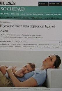 El Prado Psicólogos en el Diario EL PAÍS