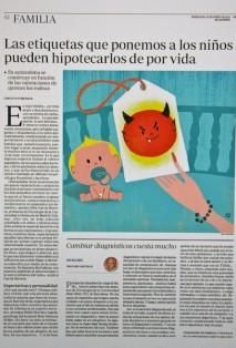 El Prado Psicólogos en el Diario ABC