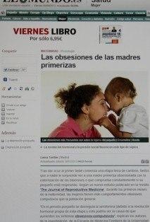 El Prado Psicólogos en el Diario El Mundo