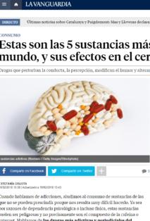 drogas y cerebro